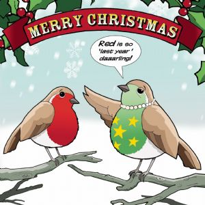 CAN7 – Funny Xmas Card So Last Year